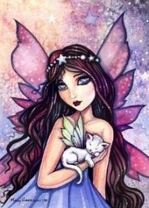 faerie wings of love