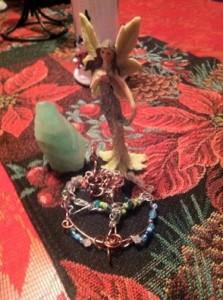 faerie flower suncatcher