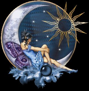 faery of thy cresent moon