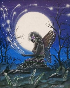 Fairy Faery Fae Fantasy.......Byrum Art