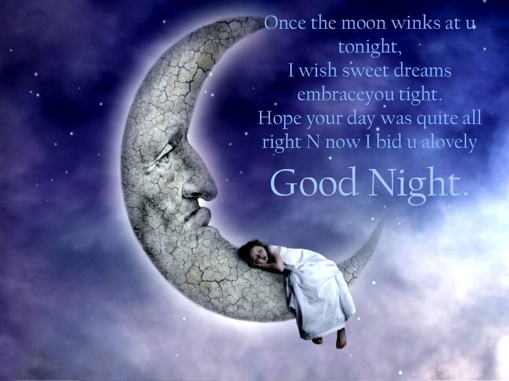 Good-Night-Wishes-Beautiful-Moon-HD-Wallpaper