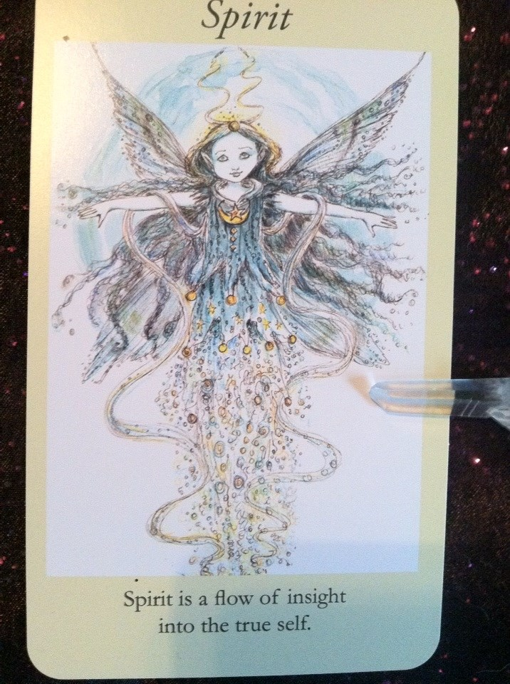 FAERIE GUIDANCE ORACLE