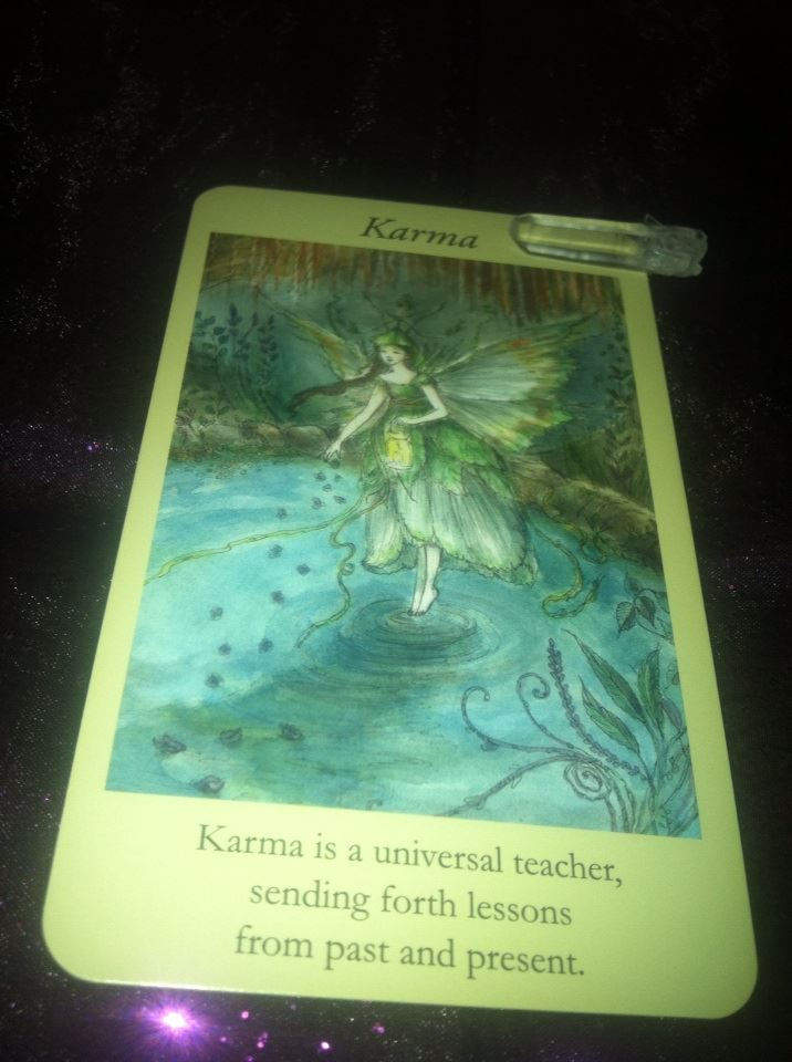 faery guidance oracle