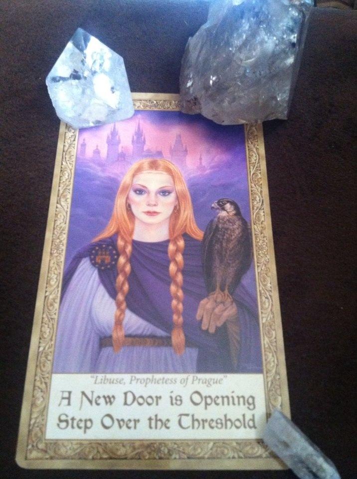 NEW DOOR OPENS