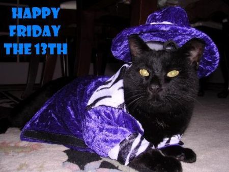 friday 13th wishes