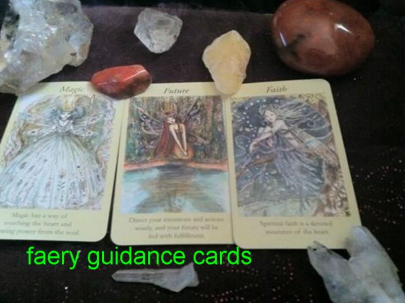 FAERY CARDS
