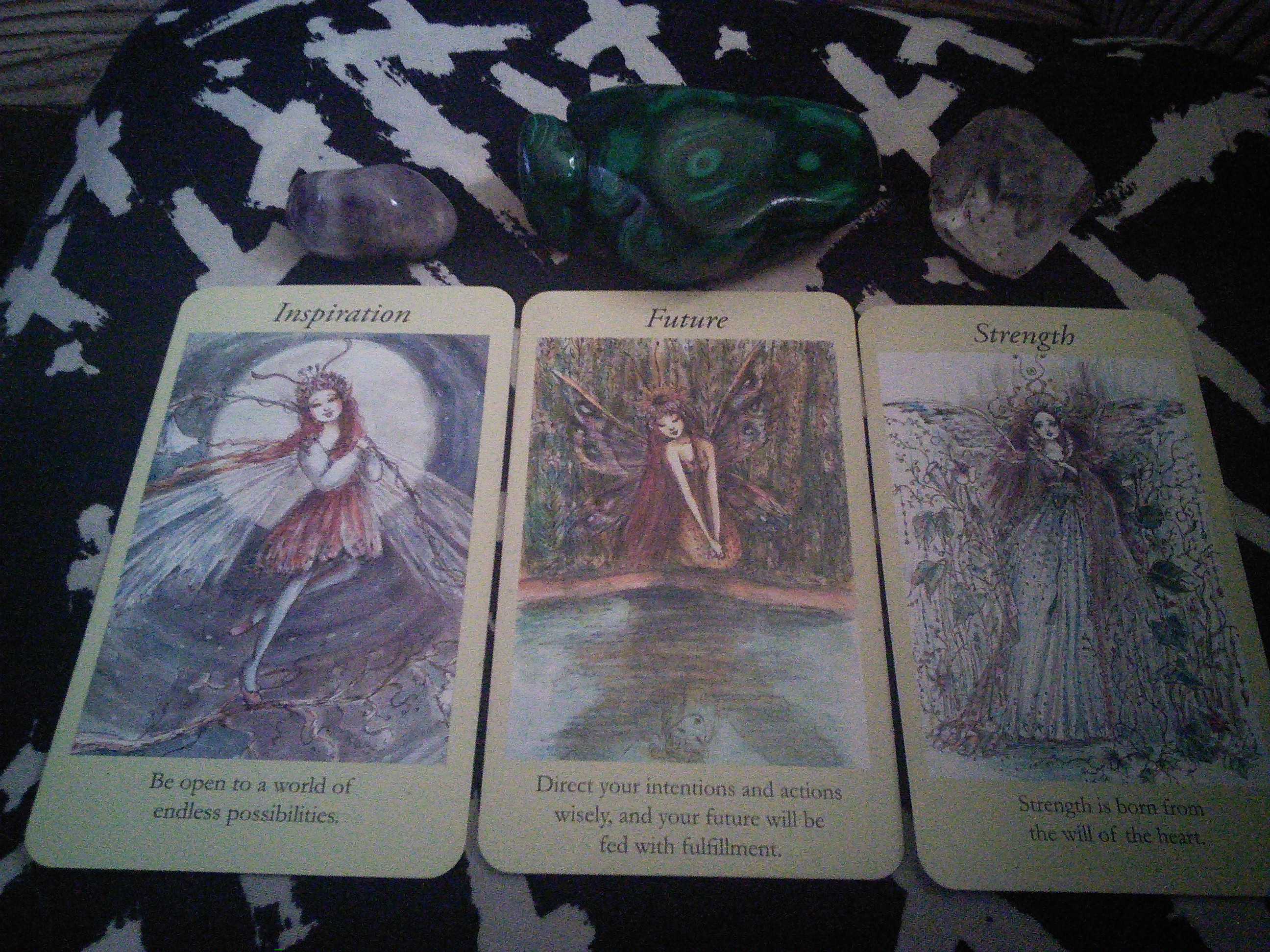 Daily guidance Oracle