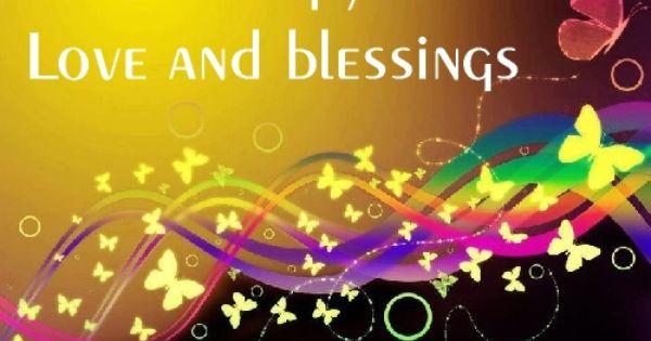 Universal faery blessings