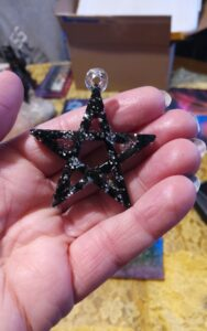 pentagram protection